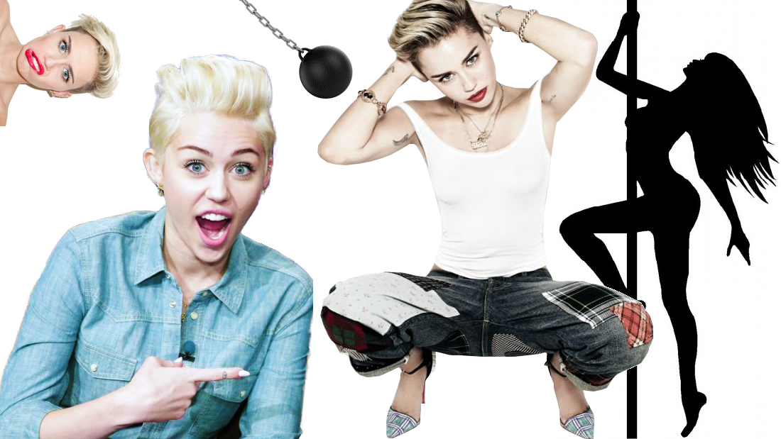 10 Most Shocking Miley Cyrus Moments