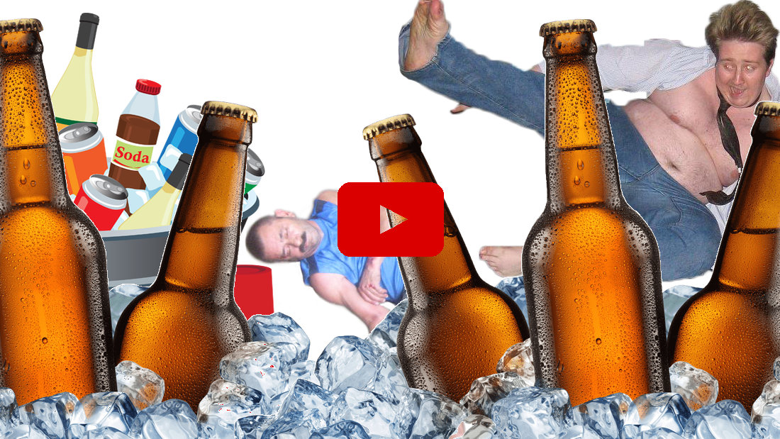 10 Different Types of Drunk People [Video]